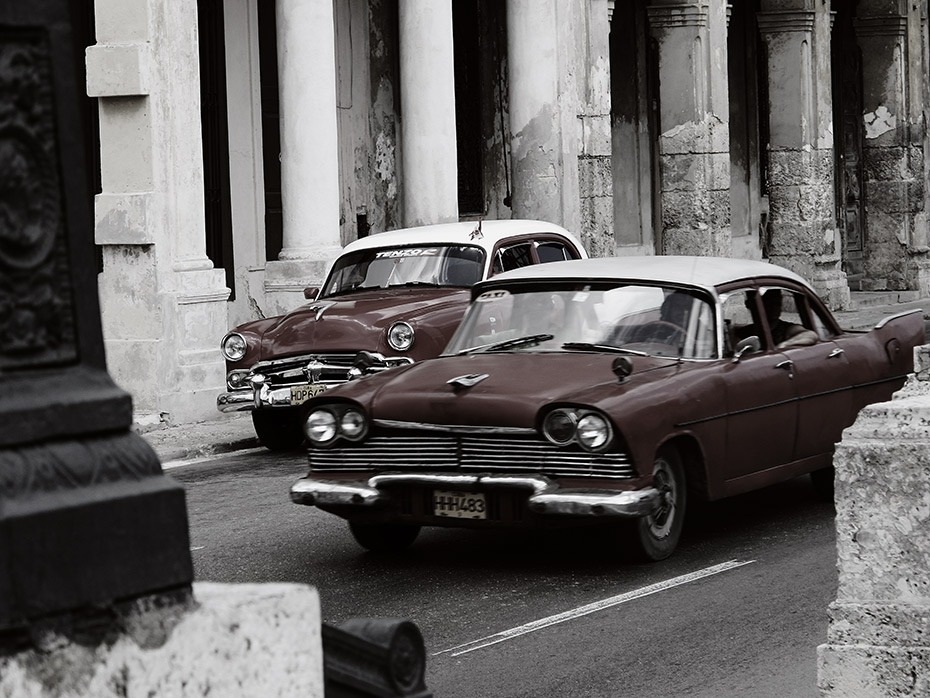 The last Havana - Evolution of a country - by Enrico Labriola