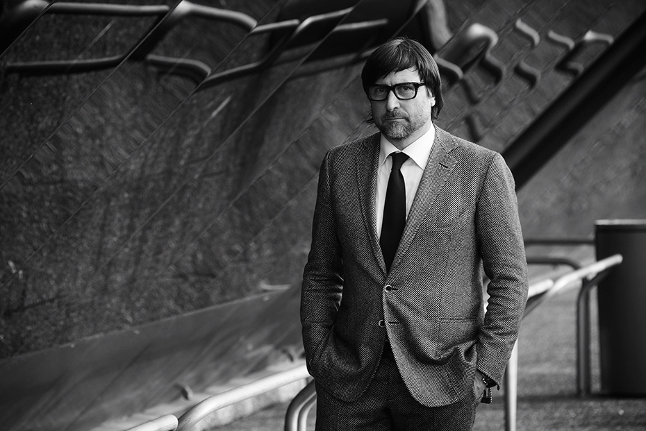 Claudio Marenzi - A new President of Pitti Immagine - by Enrico Labriola