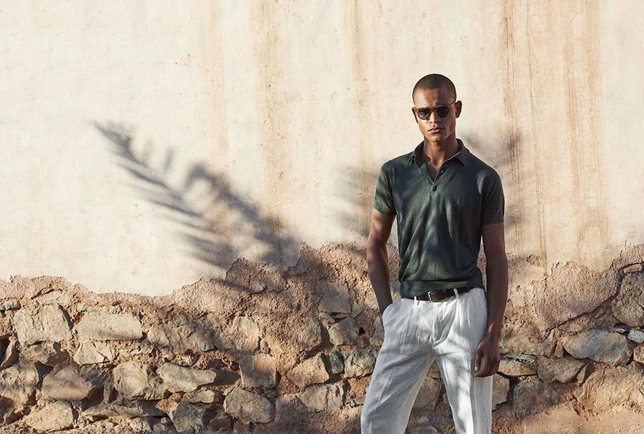 Frames in Marrakech - Gutteridge SS 19 - by Enrico Labriola