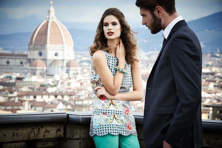 Loulu - Florence mon amour - by Enrico Labriola