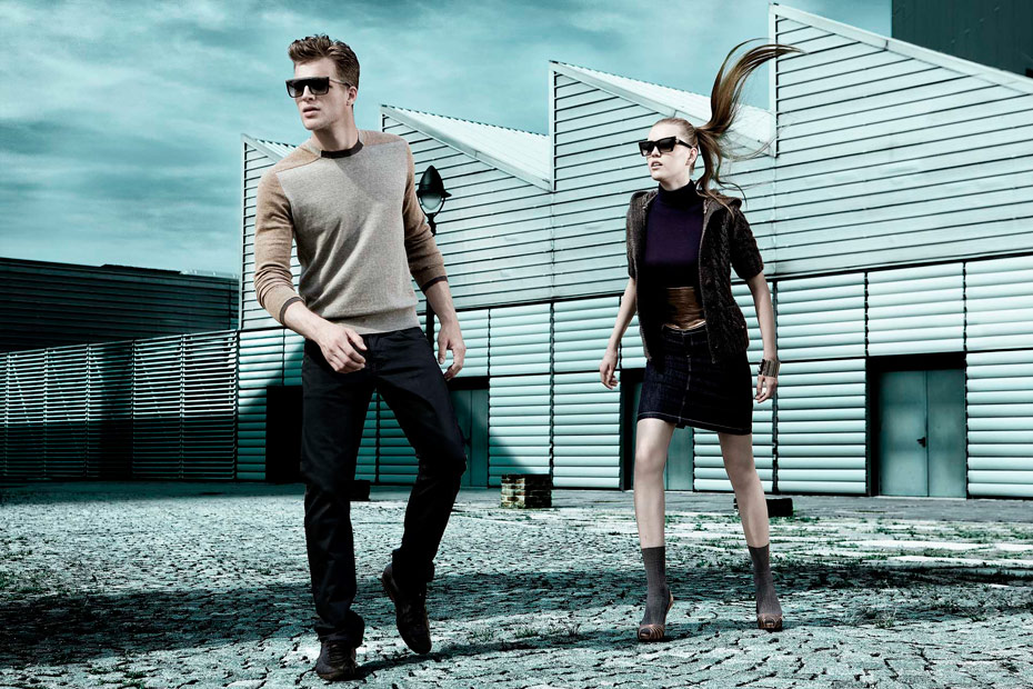 Become - Architectural fashion - by Enrico Labriola