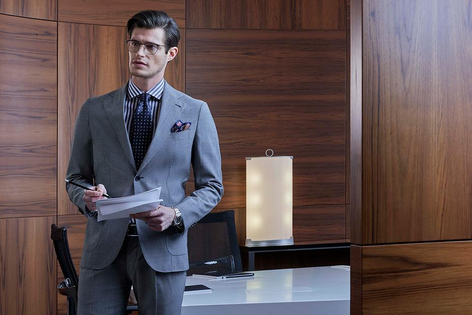 Businesswear - Shooting for Gutteridge - by Enrico Labriola