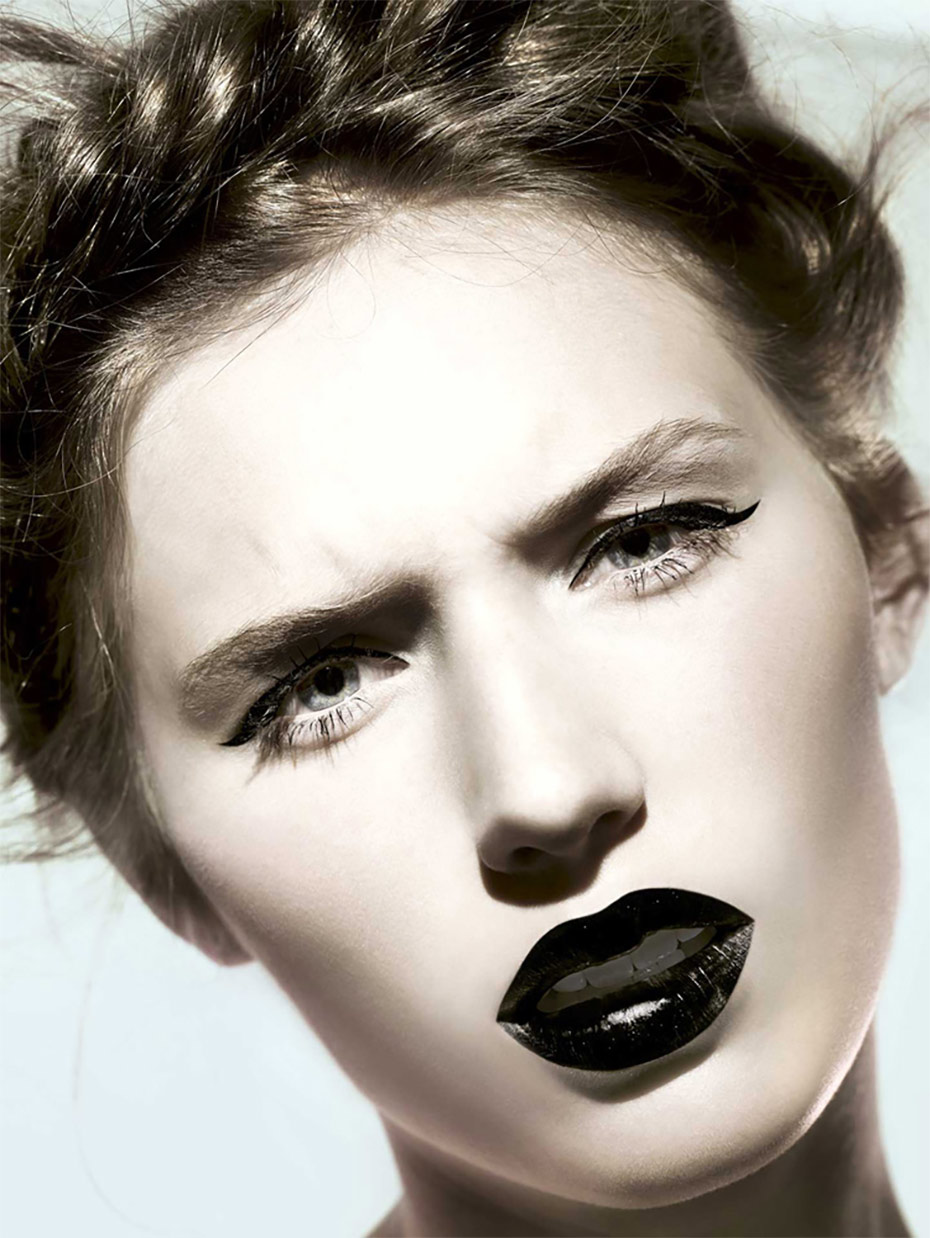 Black lips - Personal project - by Enrico Labriola