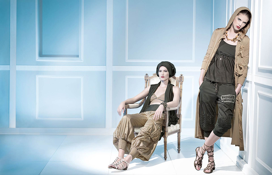 Mariagrazia Panizzi - Style and Made in Italy - by Enrico Labriola