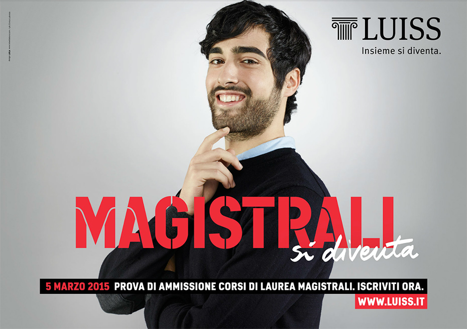Insieme si diventa - LUISS - by Enrico Labriola