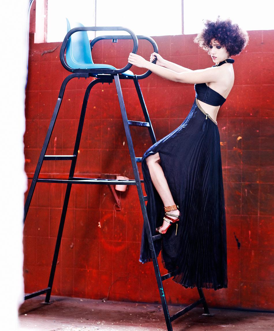 Jessica Einaudi - Style Magazine - by Enrico Labriola