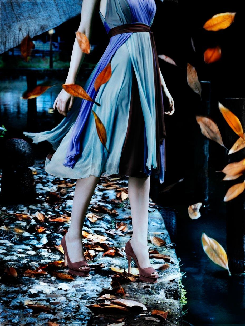 Grey Mer - Autumn wind - by Enrico Labriola