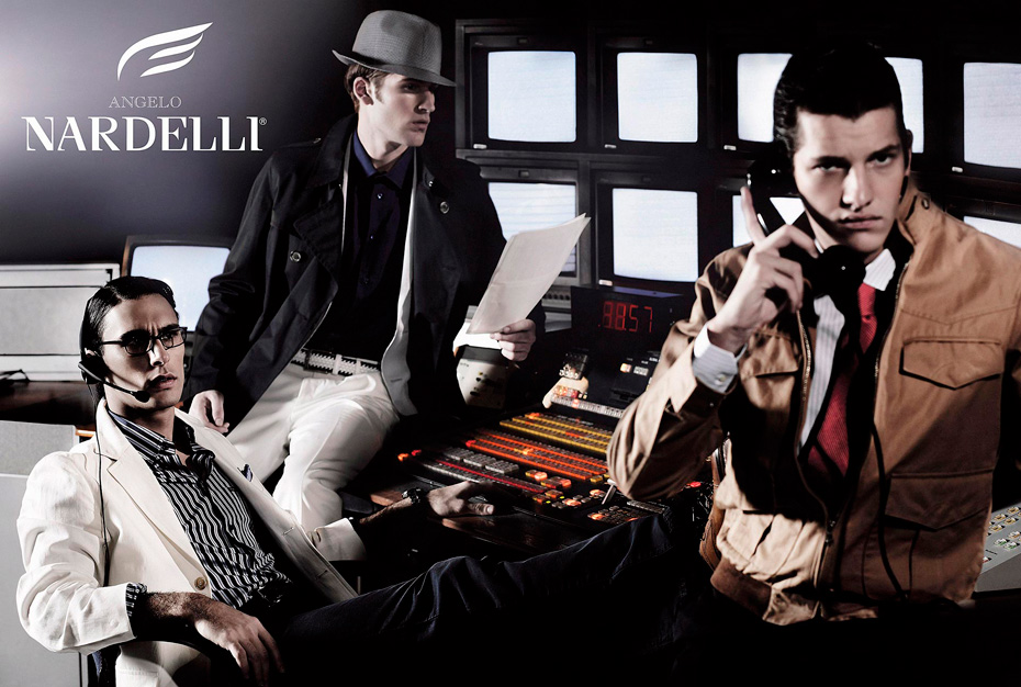 Angelo Nardelli - Good Night & Good Luck - by Enrico Labriola